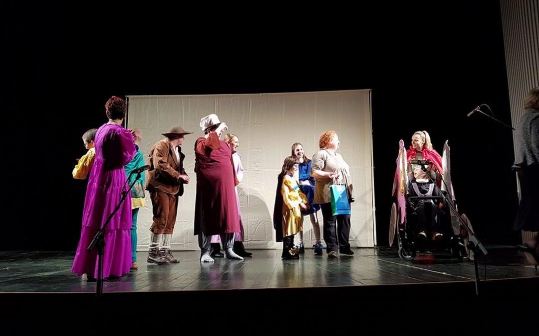 9. srečanje gledaliških skupin OŠPP v Zagorju