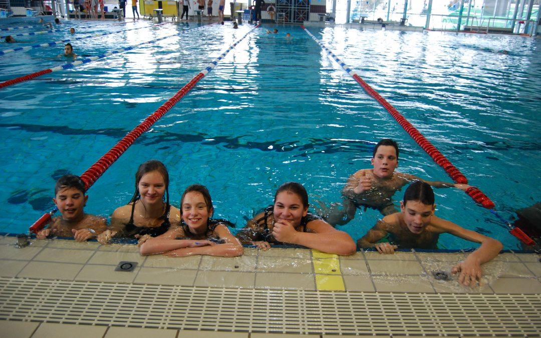 Državno tekmovanje v plavanju